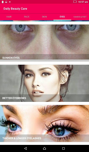 Daily Beauty Care - Skin, Hair, Face, Eyes 2.0.5 screenshots 10