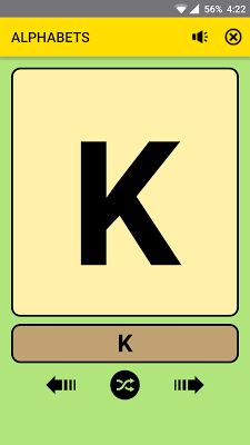 Alphabets For Kids - screenshot