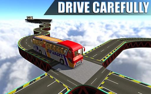 Impossible Bus Simulator Tracks Driving 1.7 screenshots 8