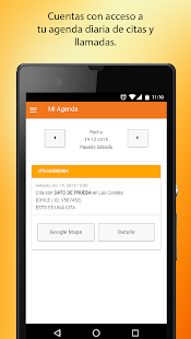 DPS Mobile - náhled