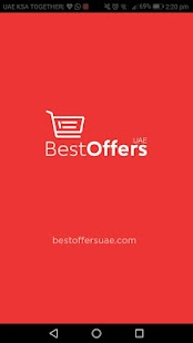 Best Offers UAE - náhled