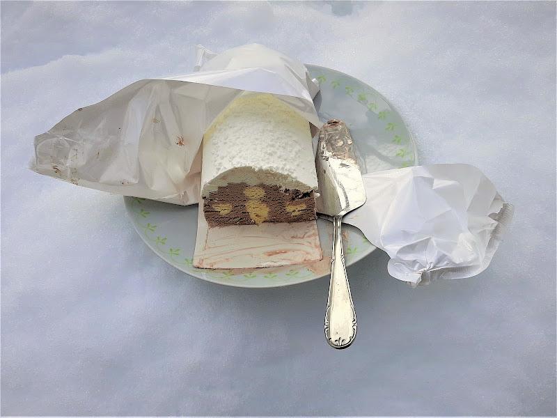 BIANCO gelato su BIANCO gelo di lenuccia4