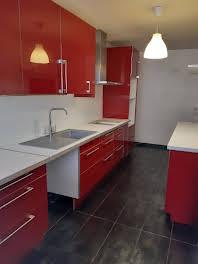 Appartement 4 pièces 93,99 m2