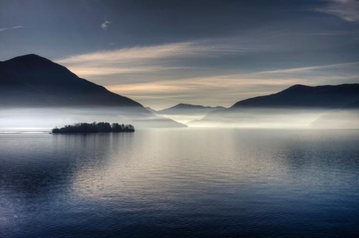 L'isola incantata di Ticino-Joana
