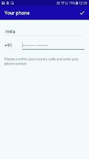 Express Messenger - náhled