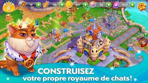 Télécharger Cats & Magic: Dream Kingdom APK MOD 1