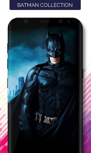 Superheroes Wallpapers Android app 1