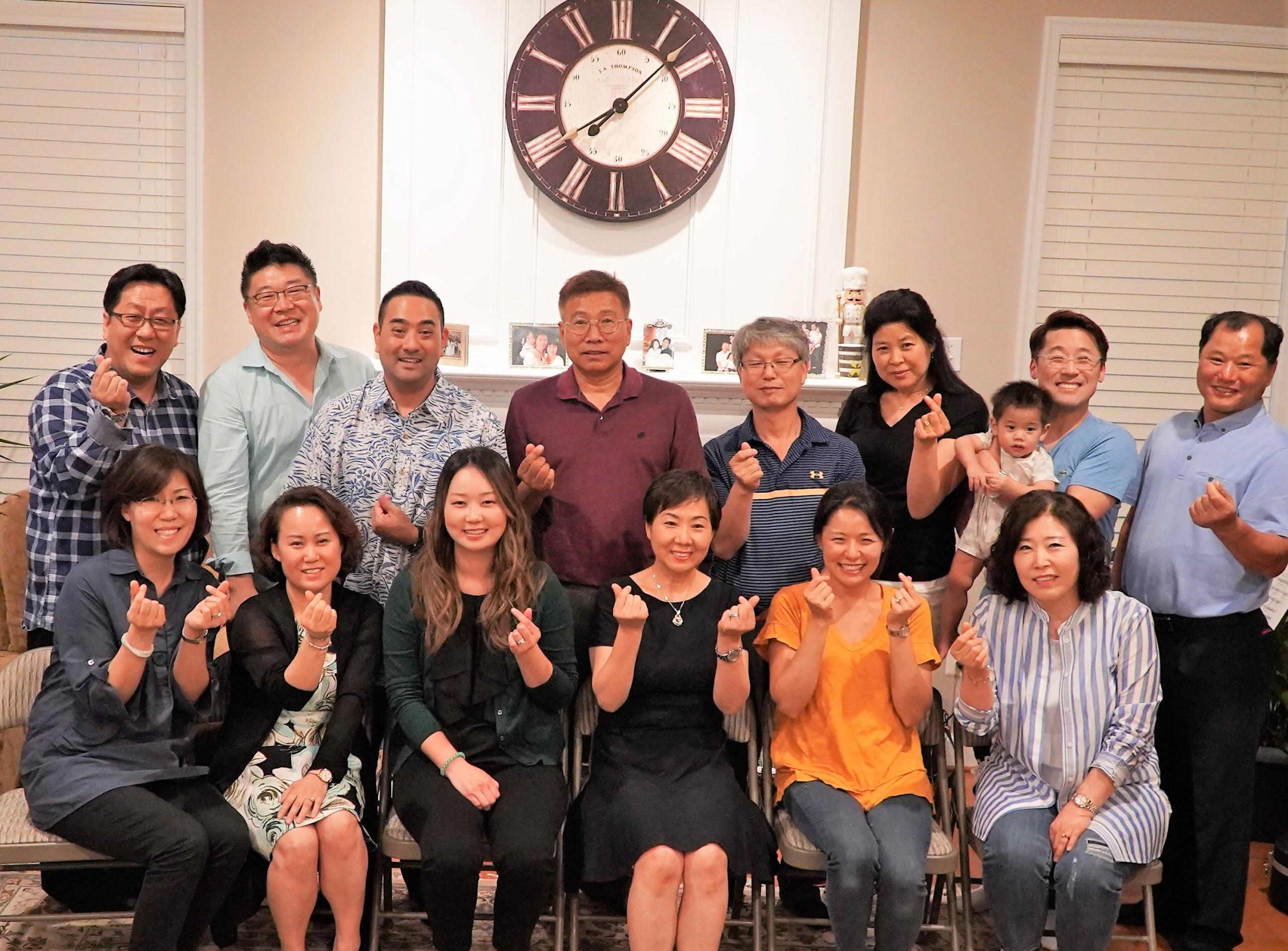 2019년 전반기 새가족환영회