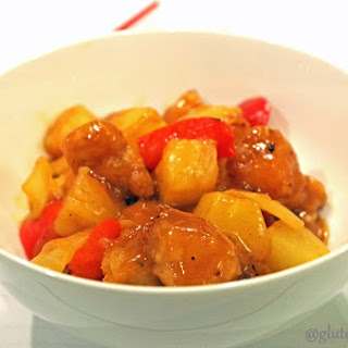 Gluten-Free Sweet and Sour Chicken (16 Ingredients)