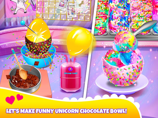 Unicorn Chef: Cooking Games for Girls 4.1 screenshots 2