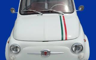 Fiat 500f Rent Basilicata