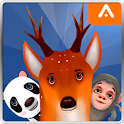 Zig Zag Animals Puzzle HD icon