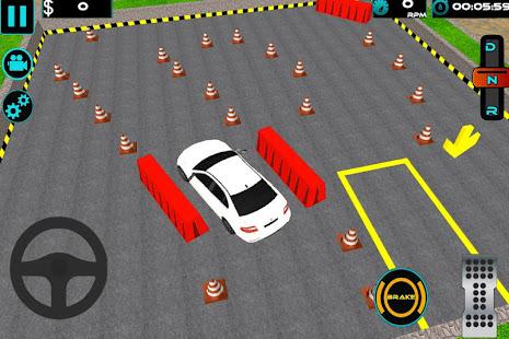 Super Dr. Parking 3D screenshot