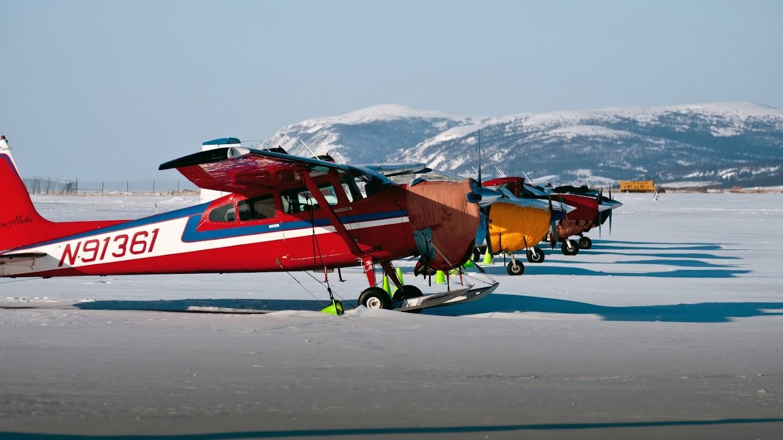 Watch Flying Wild Alaska live