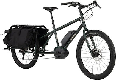 Surly Big Easy Cargo Bike - Deep Forest Green alternate image 0