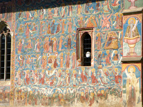 Photo: Moldovita Monastery - Rumania