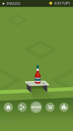 Bottle Flip Challenge 3D screenshot 4
