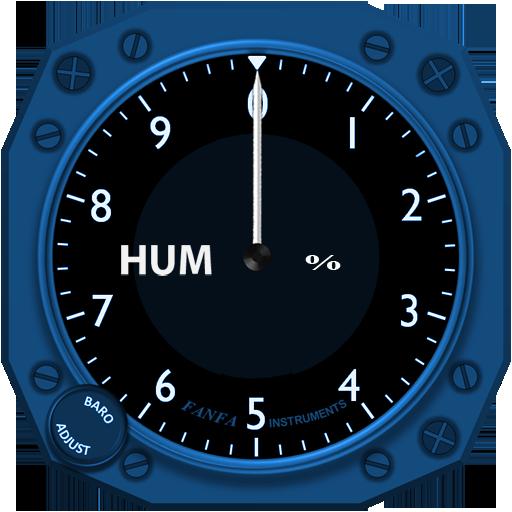Humidity Widget