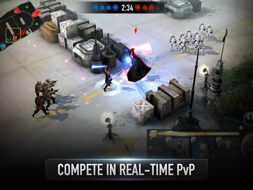 Star Wars™: Force Arena screenshot 7