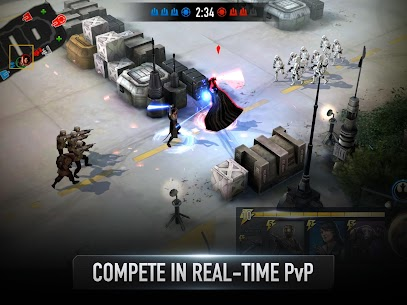 Star Wars Force Arena 7