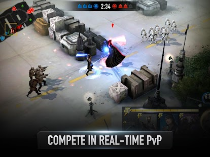 Star Wars™: Force Arena Screenshot