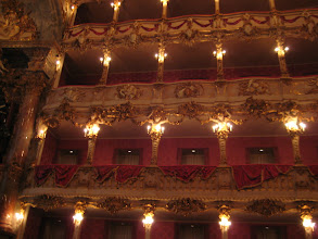 Photo: The Cuvillies Theater (opera house) in the Residenz, home of the rulers of Bavaria for over 700 years..