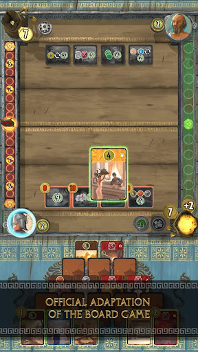 7 Wonders DUEL  screenshots 1