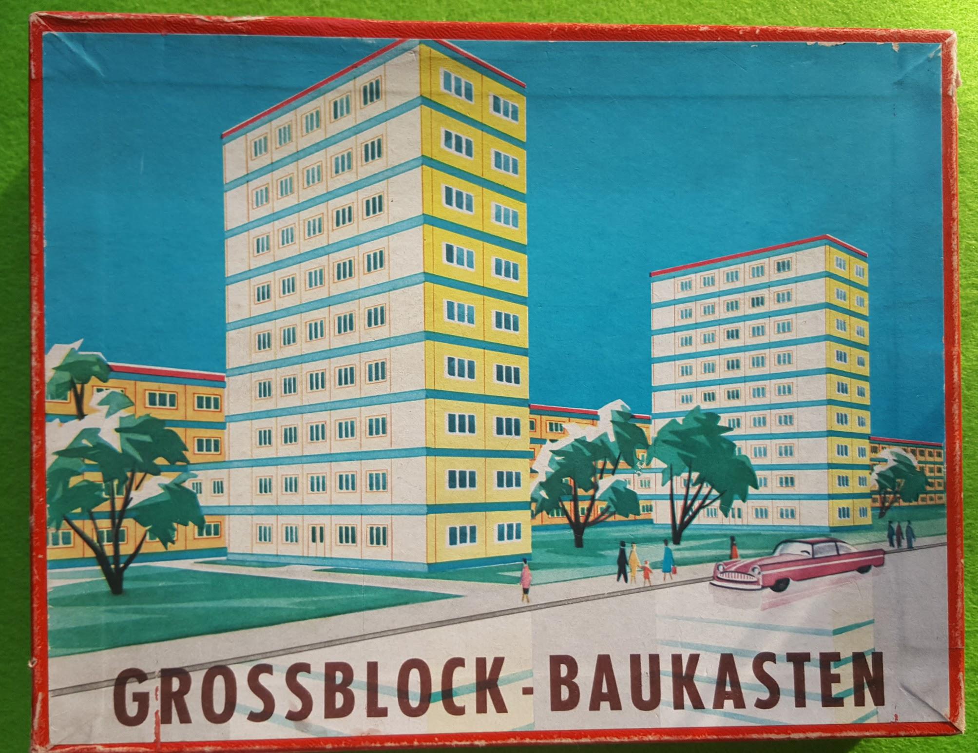 Der DDR-Plattenbau-Baukasten