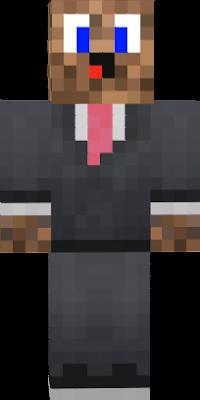 Der echte YouTuber Skin