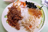 仁川韓式鐵板烤肉定食