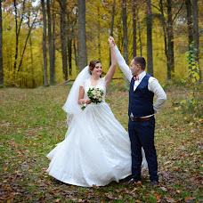 Wedding photographer Tetyana Kirchuk (TaniaK). Photo of 17.10.2017