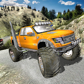 4x4 Offroad Jeep Driving 3D