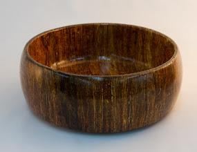 "Photo: Jonathan Greenburg - Segmented Bowl - 10"" x 4"""