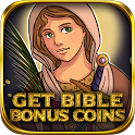 BIBLE SLOTS! Free Slot Machines with Bible themes! icon
