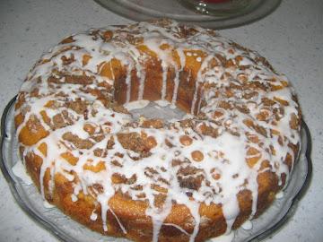 My Morning Coffeecake Recipe