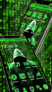 Secret Hacker Theme App Latest Version  Download For Android 10