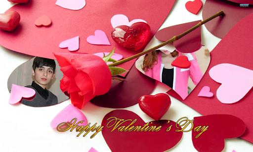 Valentine Day Photo Frames2016