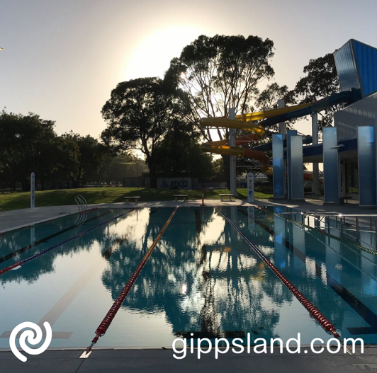Victoria's first state-of-the-art geothermal swimming pool