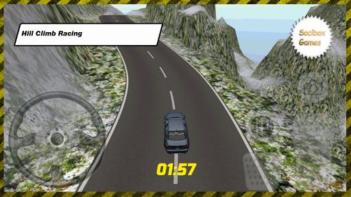 Snow Fast Hill Climb Racing