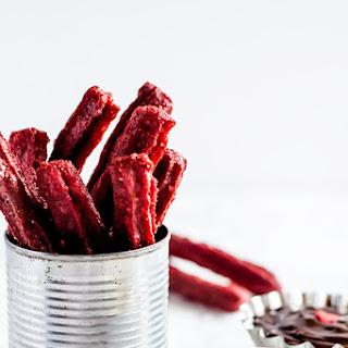 Red Velvet Churros Recipe