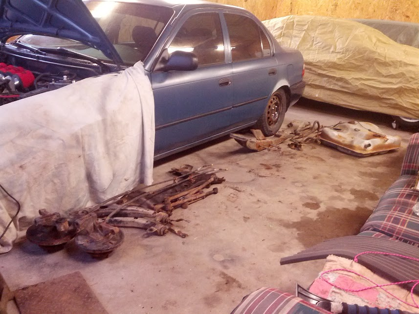 1996 corolla. Just a simple daily driver build! cough cough.. D2EKK5LuxsVlrVPddrcH3YssuOxBKHA4S2I-xNopulg=w858-h643-no