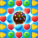 Candy Line Connect Icon