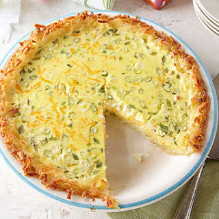 Potato Crust Quiche Recipes