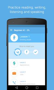 busuu: Fast Language Learning Screenshot 3