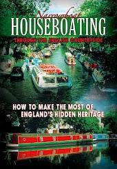 Narrowboat Houseboating Through the English Countryside