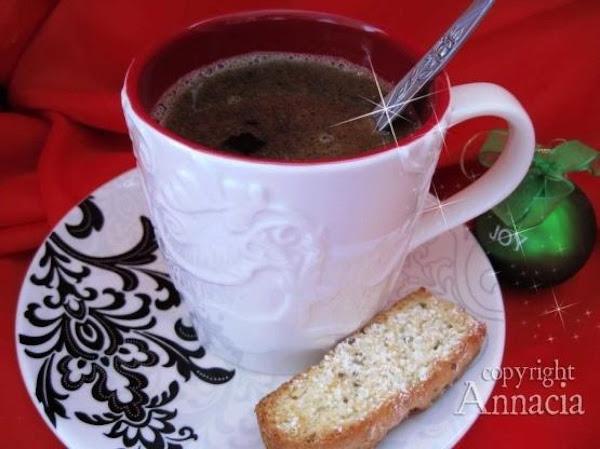 Vanilla Cinnamon Buttered Coffee Recipe