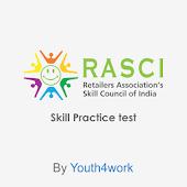 RASCI Retail Skills Prep Tests