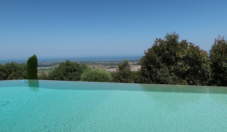 Villa with pool and garden Haute-Corse