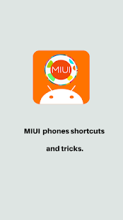 MIUI : Tips & Tricks - náhled