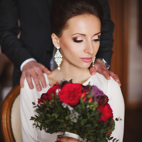 Wedding photographer Sasha Trubnikova (himochka). Photo of 17.12.2014